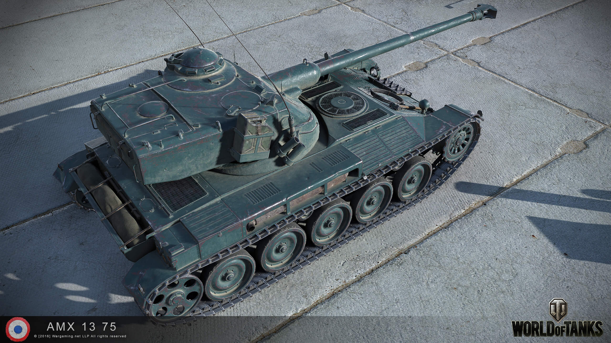AMX 13 90 Matchmaking - General Discussion - Official