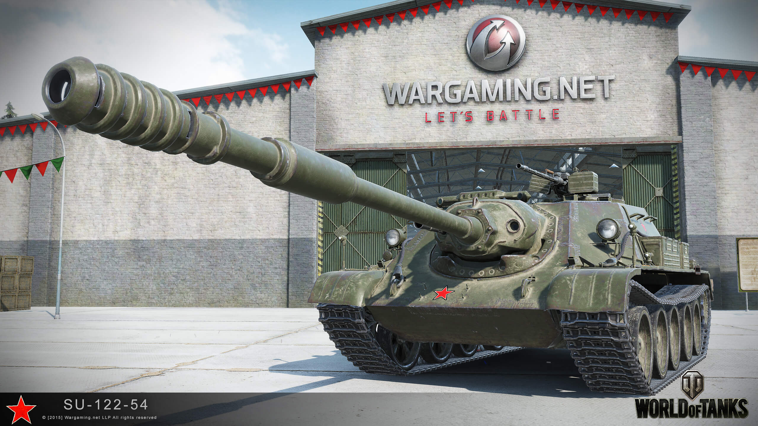 War thunder zoom на танке hangar