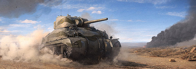 Акция «Первое боевое применение М4 Sherman» Wotru11_-_graphics_for_special_m4_sherman's_first_combat_684x243