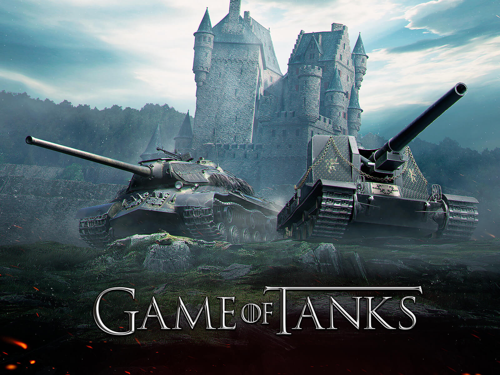 Wot Game Of Tanks Wallpaper The Armored Patrol
